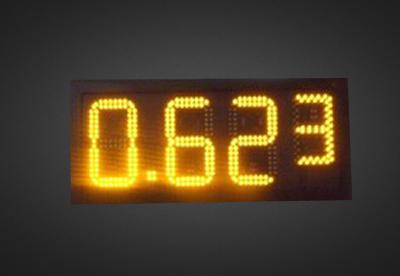 LED Benzinpreisanzeigen PNO1-4-14A