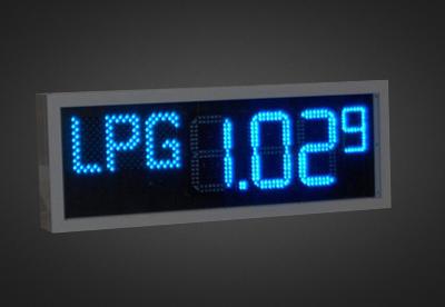 LED Benzinpreisanzeigen PNO1-4-17B-SD