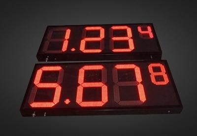 LED Benzinpreisanzeigen PNO1-4-50R