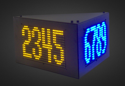 LED Counter PNO1-2-10R