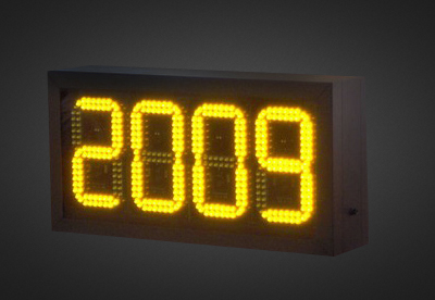 LED Counter PNO2-8-17A