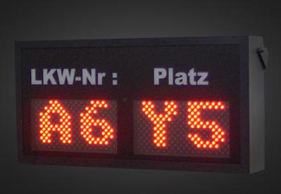 LED Infosysteme PELO8-32-9R_LS