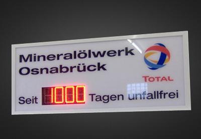 LED Infosysteme PNO1-4-10R-UA