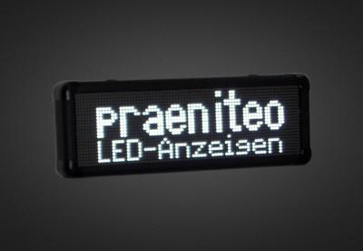 LED Laufschriften