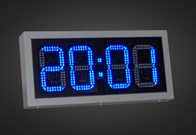 Uhren- und Temperaturanzeigen PTO1-4-17B-UD