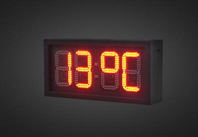 Uhren- und Temperaturanzeigen PTO1-4-17R