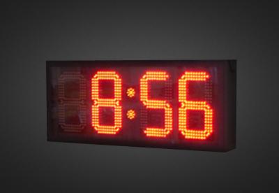 Uhren- und Temperaturanzeigen PTO1-4-28R