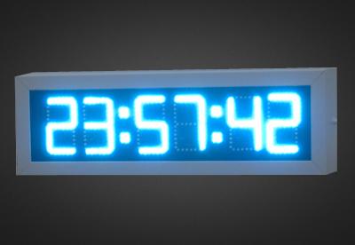 Uhren- und Temperaturanzeigen PTO1-6-10W